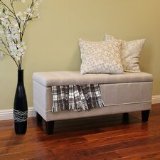 Dorothy Upholstered Storage Bench