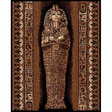 African Adventure Pharaoh Area Rug