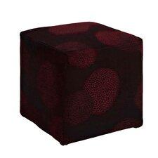 Axis Sunflower Cube Ottoman