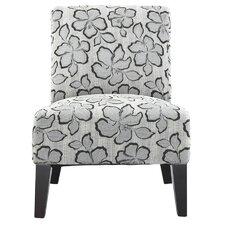 Monaco Hibiscus Slipper Chair