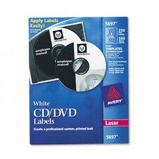 CD / DVD Labels