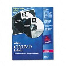 CD / DVD Labels