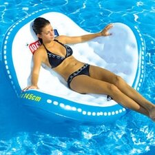 Rock N' Roll Inflatable Pool Lounger