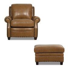Bennett Arm Chair and Ottoman