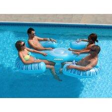Paradise Lounge 4 Person Pool/Lake Lounge