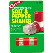 Backpacker's Salt and Pepper Shaker