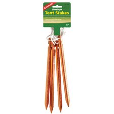 """9"""" Ultralight Tent Stakes"""