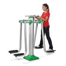 HD Modern Fitness Dual Abductor Station
