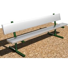 Portable Aluminum Park Bench