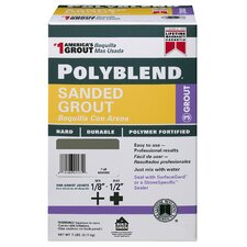Polyblend Sanded Grout (Set of 4)