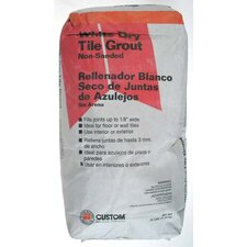 Dry Non-Sanded Tile Grout