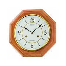 "Vinton 12.5"" Musical Wall Clock"