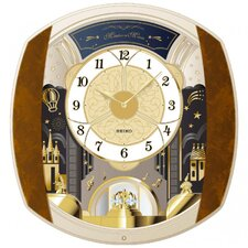 Marquis Melodies Motion Wall Clock
