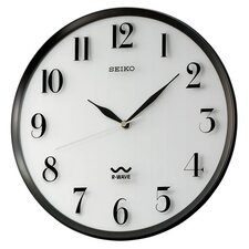 "R-Wave 12.25"" Atomic Wall Clock"