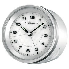 Slumber Round Bedside Alarm Clock