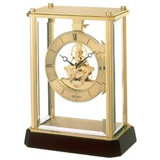 Edwin Skeleton Mantel Clock