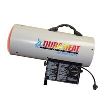 60,000 BTU Portable Propane Forced Air Utility Heater