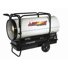 650,000 BTU Portable Kerosene Forced Air Utility Heater