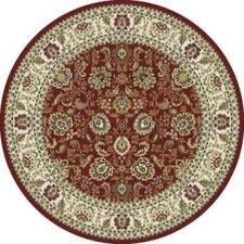 Mantra Tabriz Red Rug