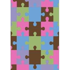 Alisa Jigsaw Puzzle Kids Rug