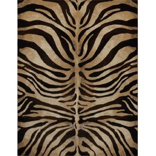 Tribeca Black & Ivory Area Rug