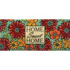 Fiesta Buton Home Sweet Home Doormat