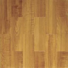 "16"" x 16"" Vinyl Tiles in Paramount Woodtone Traditional"