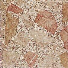 """12"""" x 12"""" Luxury Vinyl Tile in Stones"""