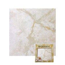 """Dynamix Vinyl Tile 12"""" x 12"""" Luxury Vinyl Tile in White Marble"""