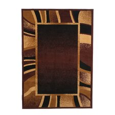 Premium Brown Area Rug