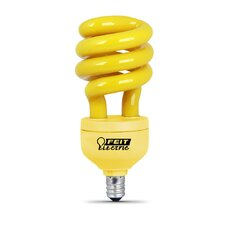 60W Yellow Fluorescent Light Bulb