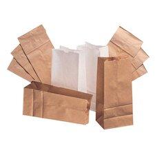 16 Paper Bag in White