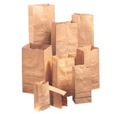10 Kraft Paper Bag in Brown