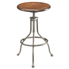 Sullivan Adjustable Height Swivel Bar Stool