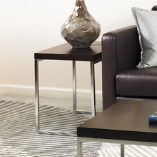 Wall Street End Table