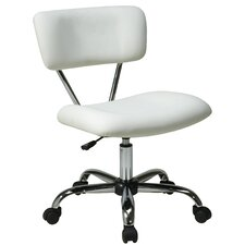 Vista Adjustable Mid-Back Office Chair