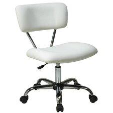 Vista Adjustable Mid-Back Office Chair