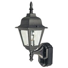 1 Light Motion Activated Decorative Lantern