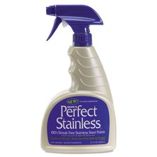 Perfect Steel Cleaner and Polish
