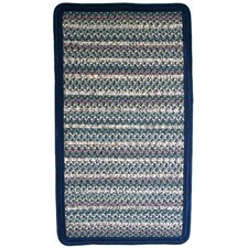 Beantown Boston Harbor Blue/Green Area Rug