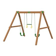 Classic Swing Beam Swing Set