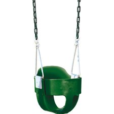Bucket Toddler Swing with Chain
