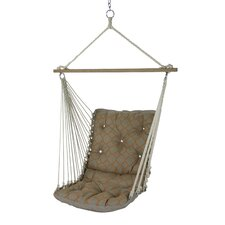 Tufted Single Swing Chair