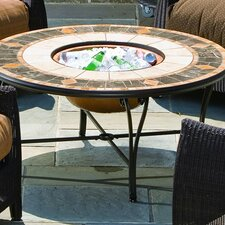 Compass Fire Pit Table