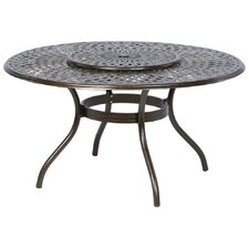 Westbury 7 Piece Dining Set with Lazy Susan