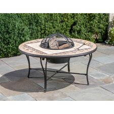 Basilica Fire Pit Table
