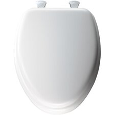 Deluxe Soft Elongated Toilet Seat