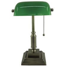 """15"""" H Table Lamp with Novelty Shade"""