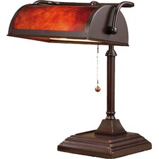 """12"""" H Table Lamp with Novelty Shade"""