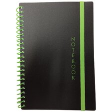 Poly Cover Notebook